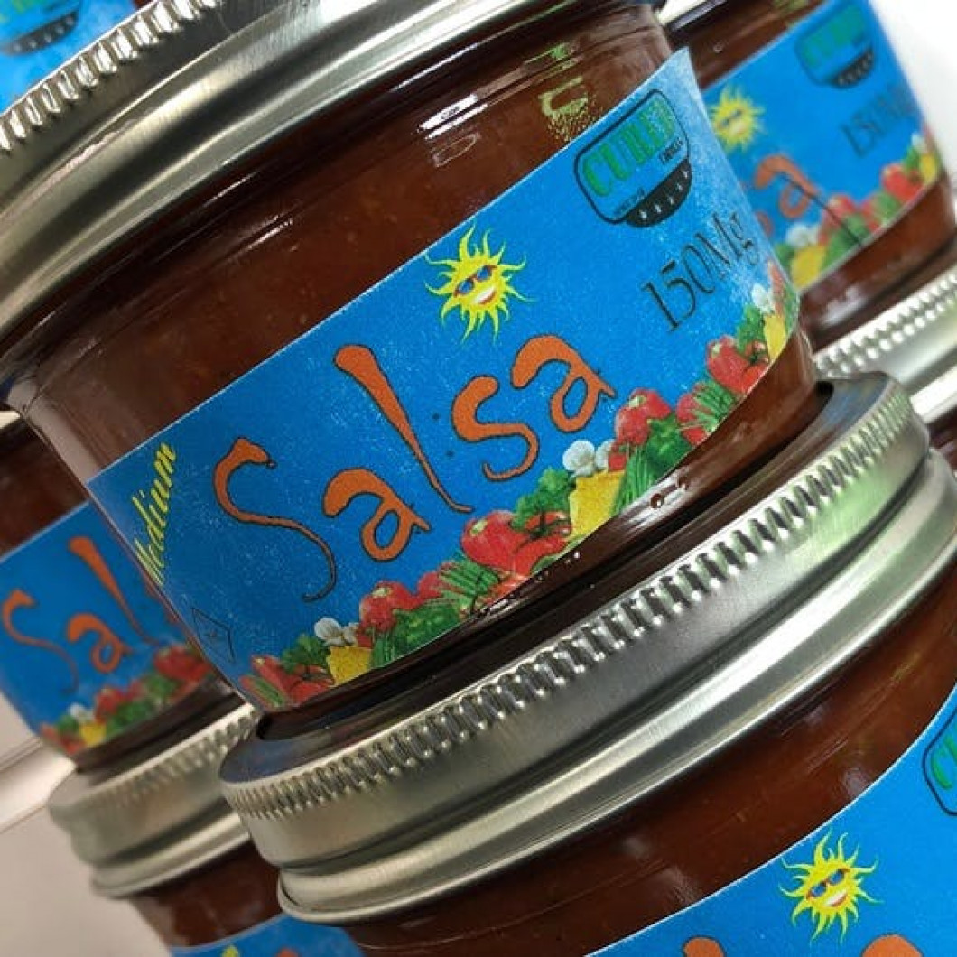 Salsa - Medium - 250mg