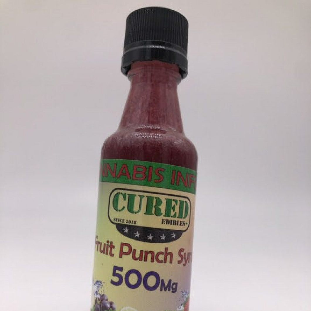 Fruit Punch Syrup - 500mg