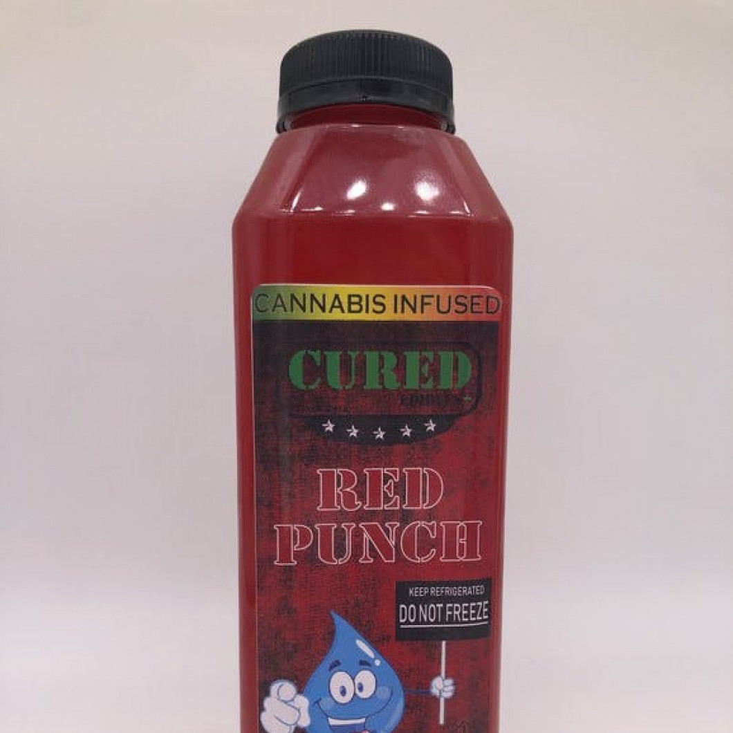Red Punch - 100mg