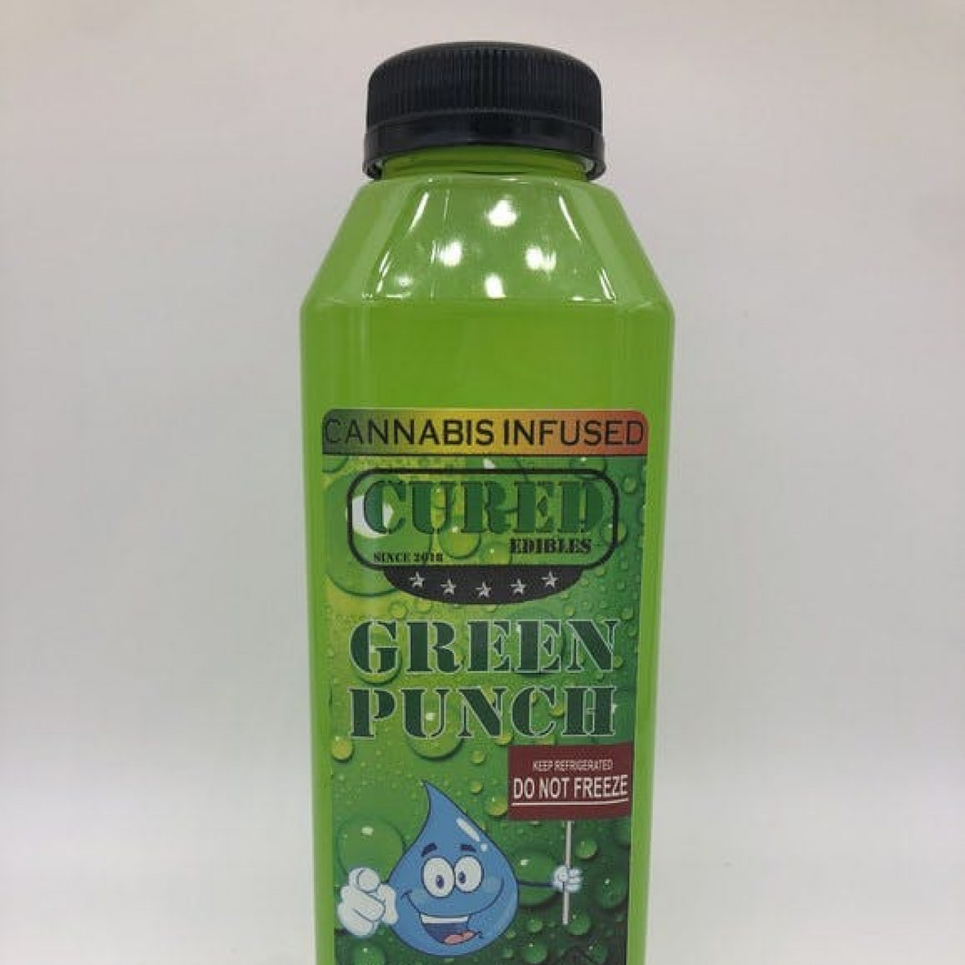 Green Punch - 100mg